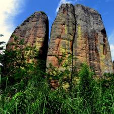 Black Stones Of Pungo Adongo