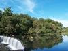Blackstone River Near Mass State Line