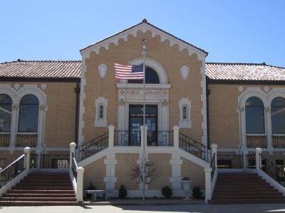 Blackwell Ok Public Library