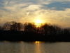 Blairs Pond Sunset
