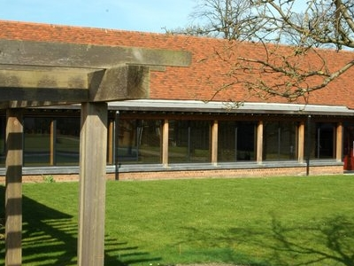 Blakesley  Hall Visitor Centre