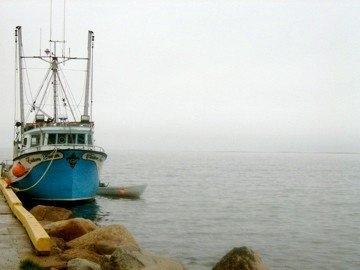 Blanc-Sablon Harbour