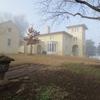 Blandwood In Fog - Greensboro NC