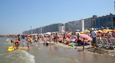 Blankenberge Beach