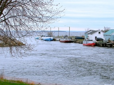 Harbour On The North Channel In Blind River