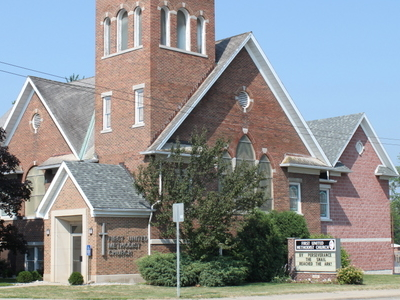 Blissfield Township First United Methodist Church
