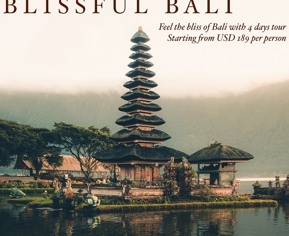 Blissful Bali Tour Photos