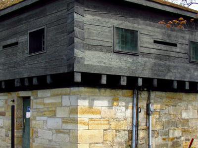 Blockhouse At Rideau Narrows Lock
