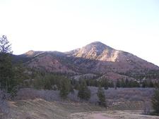 Blodgett Peak - Montana