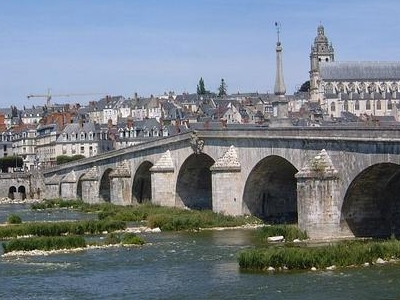 Bridge Over The Loire