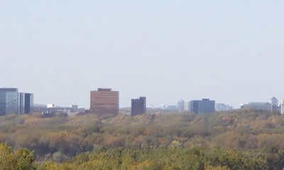 Bloomingtonskyline