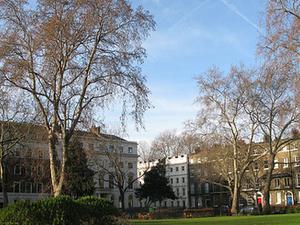 Bloomsbury Square