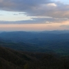 Sunset Over The Foothills Of The Blue Ridge