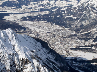 Bludenz In Winter