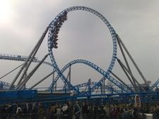 Blue Fire Loop