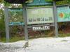 Blue  Hole  Big  Pine  Key Sign