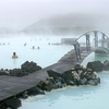Blue Lagoon Hot Springs Area