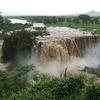 Blue Nile Falls (Tis Issat) At Lake Tana
