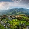 Blue Ridge Mountain - Glassy Ridge Trail - North Carolina