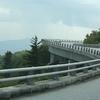 Blue Ridge Parkway Bridge Near Grandfather Mountain NC