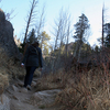Bluff Spring Trail 235 - Tonto National Forest - Arizona - USA