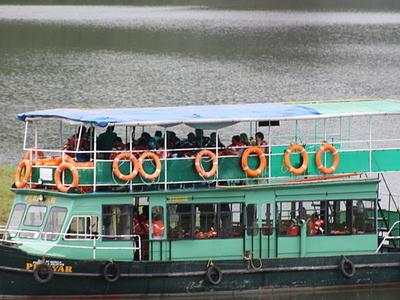 Boat Cruise On Periyar River