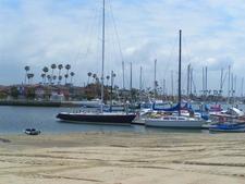 Boating At Alamitos Beach