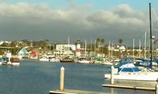 Boating At Harbor Beach