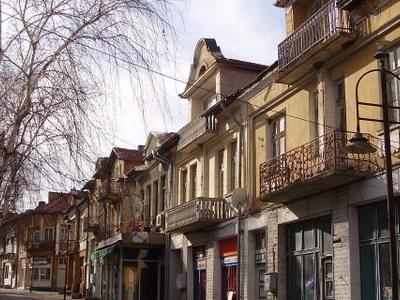 Boboshevos Trade Street