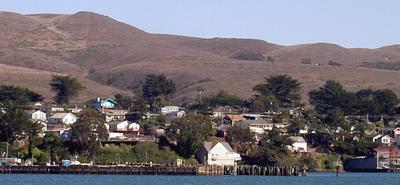 Bodega Bay In 2008 Seen From Across The Harbor