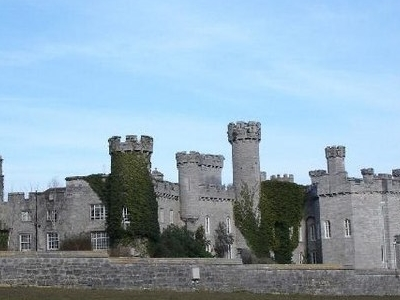 Bodelwyddan Castle View