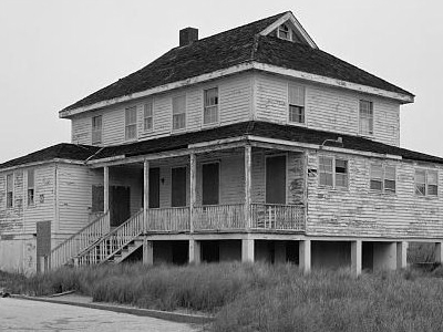 Bodie Island Lifesaving Station