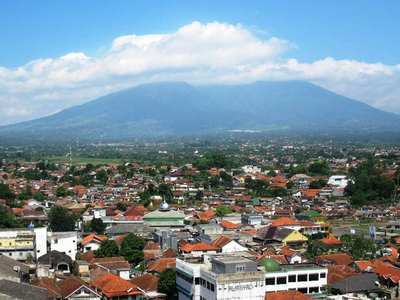Bogor And Mount Salak