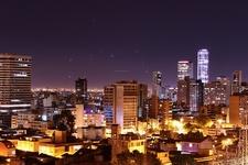 Bogota Night View - Colombia