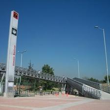 Transmilenio Station