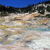 Boiling Pools Inside Bumpass Hell