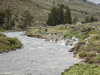 Boiling River Trail - Yellowstone - Wyoming - USA