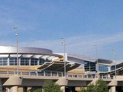 Boise Airport Passenger Terminal