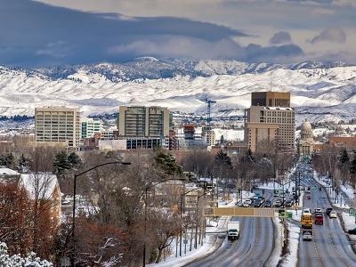 Boise Capital Boulevard ID
