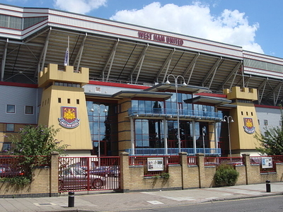 The Alpari Stand, Boleyn Ground