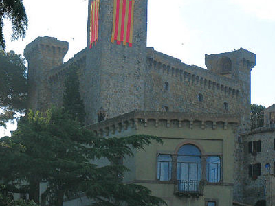 The Castle Of Bolsena