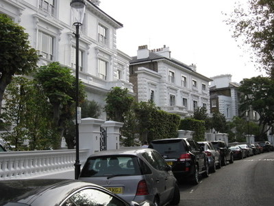 Houses On The West Crescent