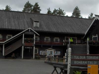 Border Karelian Bomba House