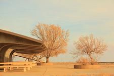 Bonneville Salt Flats Rest Area