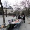 Books Vendor Parquedel Buen Retiro
