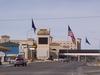 Border Between Wendover Utah & West Wendover Nevada