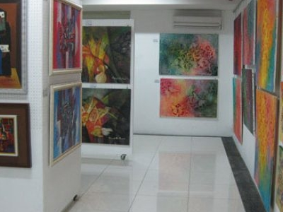 Borneo Art Gallery - View