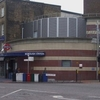 Borough Tube Station Building