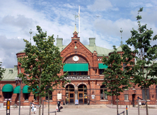 Bors Railway Station