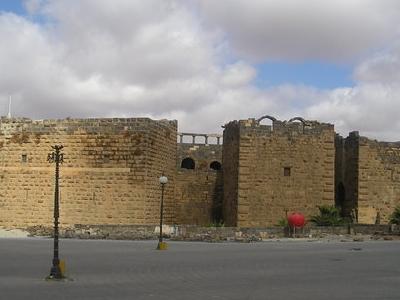 Bosra   Citadel
